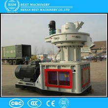 Vietnam hot sale beech ring die pellet machine