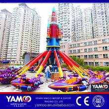 Fantastic theme park rides self-control plane/ theme park games equipment for sale