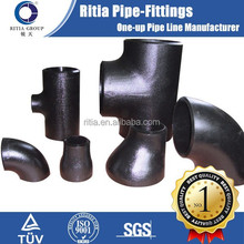 carbon steel elbow pipe fittings dimensions