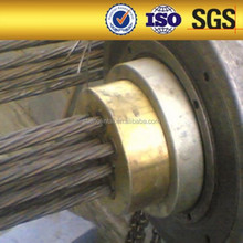 Low Relaxation 15.2mm PC Strand Anchorage Wedges For Overhead Crane Beam