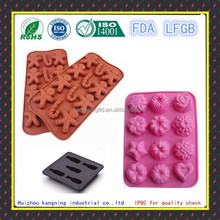 Food grade sofe feeling silicone molds for soap,for cake,for egg