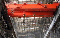 Overhead Crane with Hook Foundry Cap. 16/3.2 to 20/5t