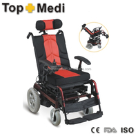 Rehabilitation Therapy Supplies Economic Electric Wheelchair