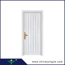 China zhejiang manufacture Surface Finished engineer pvc door