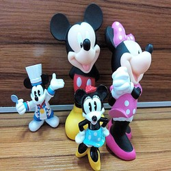 best selling colorful plastic mouse toy for children