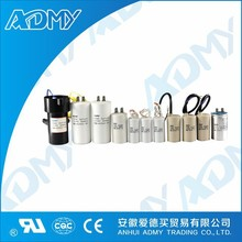 ADMY factory sale professional film starting cbb61 capacitor 450v wholesale