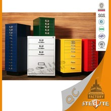 STEELITE Excellent Quality Korea Cabinet Design Bedroom Steel Drawer Storage Cabinet