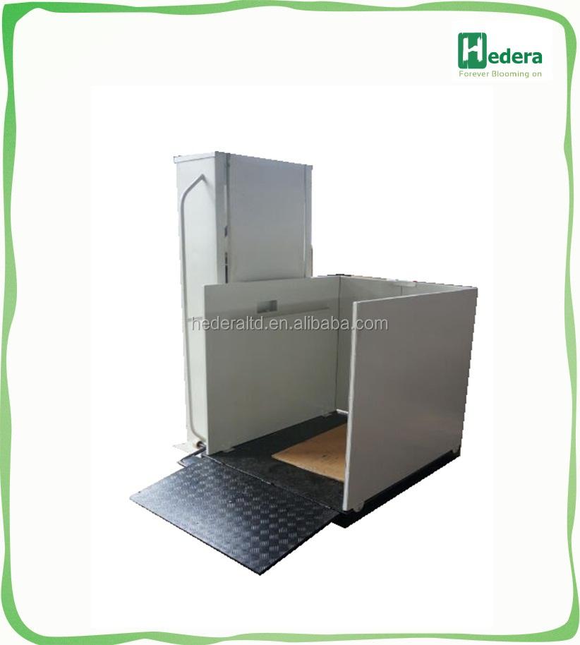 Electric Hydraulic Wheelchair Lift : M electric wheelchair lift man buy hydraulic