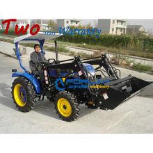 jinma 254 25hp pequeña <span class=keywords><strong>granja</strong></span> tractores con cargador frontal