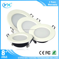 High quality smd led downlights vs halogen with CE RoHS
