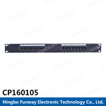 Funway Professional Supplier 12 core fiber patch panel