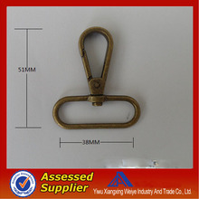 Western high quality stainless steel dog collar swivel hook trade for sale