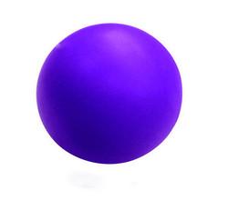 BPA free rubber ball massager