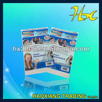 packaging ppt with self adhesive tape