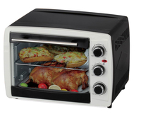 18L kitchen appliance convection oven butterfly oven