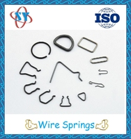 High quality OEM wire forming spring for crafts