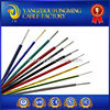 UL3173 600V 200C Silicone Braid High Temperature and High Voltage Silicone Cable Producer