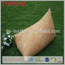 Factory direct wholesale Eco-friendly portable comfortable and soft bean pillow