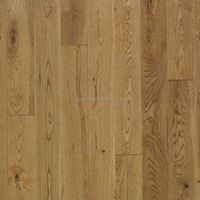 Top class smooth red oak engineered wood flooring