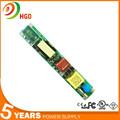 mejor venta 5 año de garantía 12w 22w 30w 40w del tubo del led del controlador