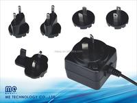 Mini Converter Adapter&chargers for LED car tripod, desk lamp, lights