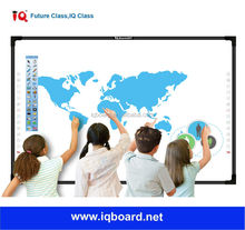 optical technology digital interactive whiteboard similar with smart board