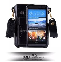 For HTC One M9 PU leather phone case, for HTC M9 leather cover
