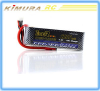 Original Tiger power 14.8V 2200MAH 35C Lipo battery for rc 450 helicopter rc car and rc model vs Lion power battery