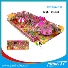 Free design fashional Kids Funny Zone adventure playground Best Prices from Mingte