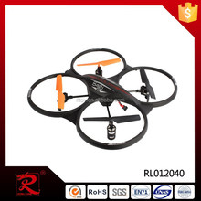 China factory radio control toys for 2.4g 4ch rc quadcopter ufo with lights