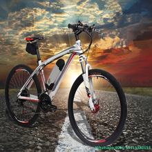 battery powered mountain bicycle cheap electric bike 35kgs high speed 26inch wheel size