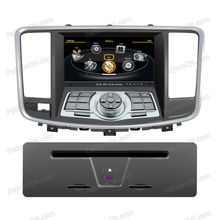 Touch screen car dvd player for Nissan Teana accessories parts with gps navigation system & car multimedia player