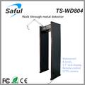 Saful ts-wd804 caminhada através do detector de estrutura, detector de metais comprar