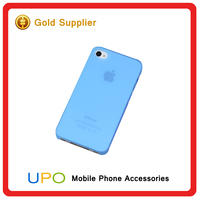 [UPO] Hot Sale Transparent Soft Ultra-thin PC Plastic Custom Phone Case for iphone 4 5 6 6 plus