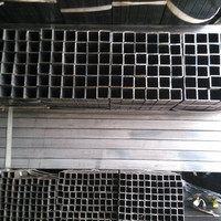 50X50MM SQUARE TUBE HOLLOW SECTION WITH OIL THREATING