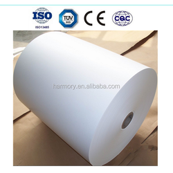 raw paper used for making medical self-sealing pouch/60g paper+3g glue coated