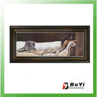 2015 Hot Sale Quiet Nude Woman Oil Photo
