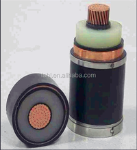 power station cable line underground cables 220KV High Voltage Power Cable