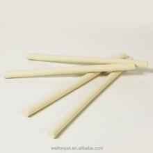 Milk flavor round dental stick (pet joint care food)