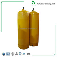 Reliable China Supplier Industrial Gas Welded Thermal-Insulating Cylinder Liquid Chlorine Cylinder