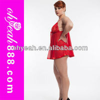 2015New style wholesale plus size cheap sexy sleepwear