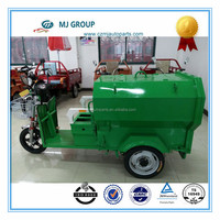 3 wheels electric tricycle for passenger/india bajaj style tricycle/3 wheeler/electric garbage tricycle