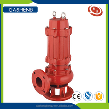 WQ the best construction centrifugal submersible pump