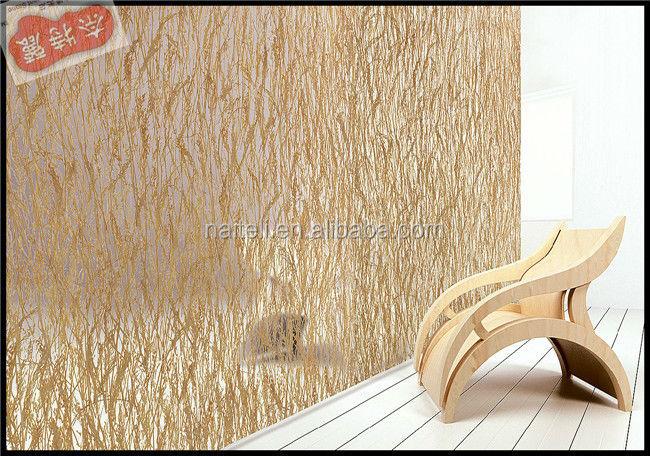 de bamb anillo panel de resina translcida puertas correderas de armario