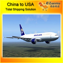 International Air Freight from China to San Francisco/Seattle USA