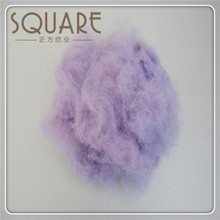 recycled 3D fiber polyester