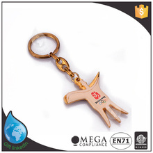 Factory customized fantasy design keychain for sales