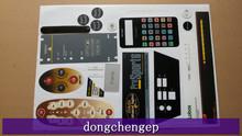 color membrane keypad /switch /keyboard