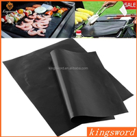 As Seen on TV Easy Clean scientifically designed 100% non-stick BBQ grill mat