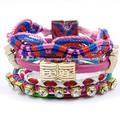 nacional brillante- color pulsera popular playa